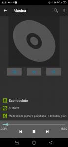 03 bv9800 pro riproduzione musica