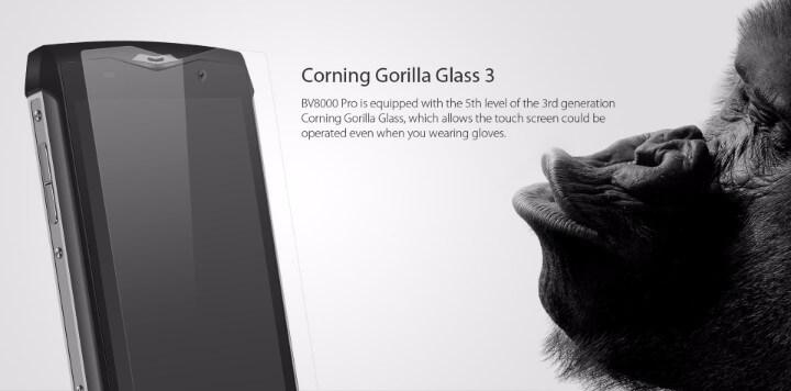 Schermo Gorilla Glass 3