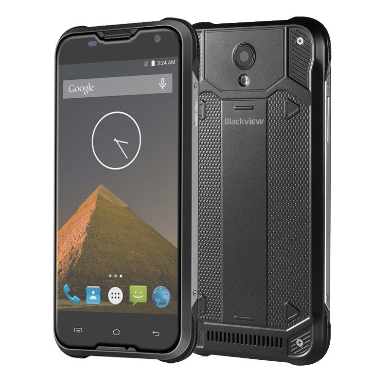 Original LTE 4G Blackview BV5000 5 0 4780mAh Android 5 1 Waterproof Smartphone MTK6735P Quad Core1