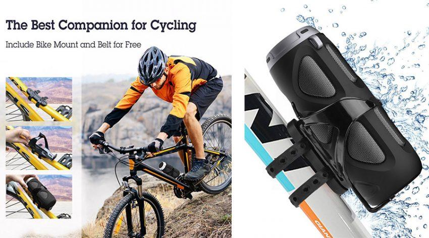 Speaker bluetooh rugged bicicletta1