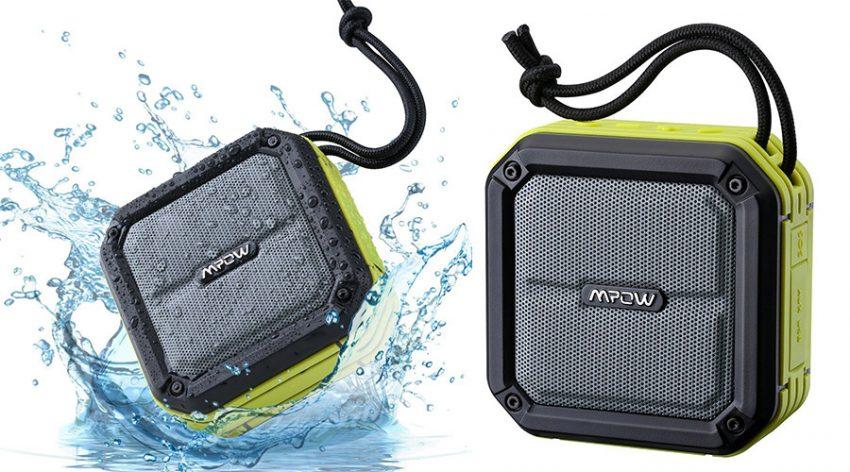 Speaker bluetooh rugged mpow portatile1