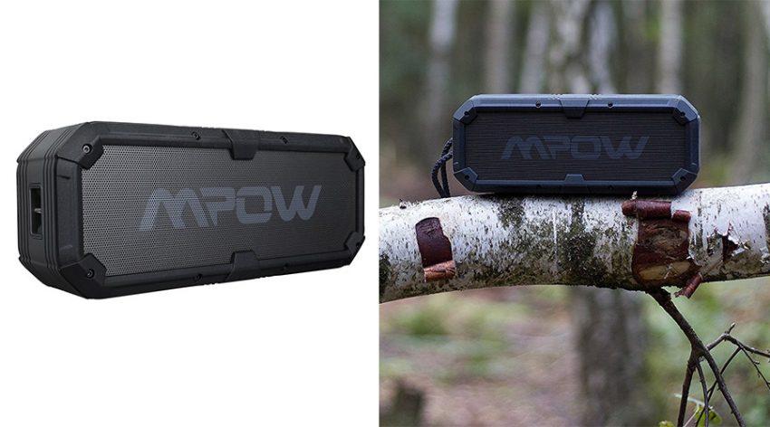 Speaker bluetooh rugged mpow1