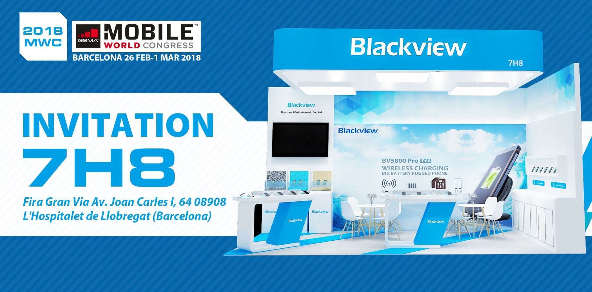 blackview bv5800 mwc 20181