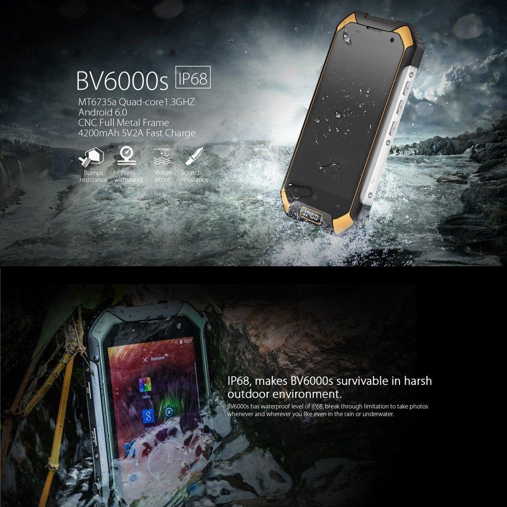 Blackview BV6000s 2