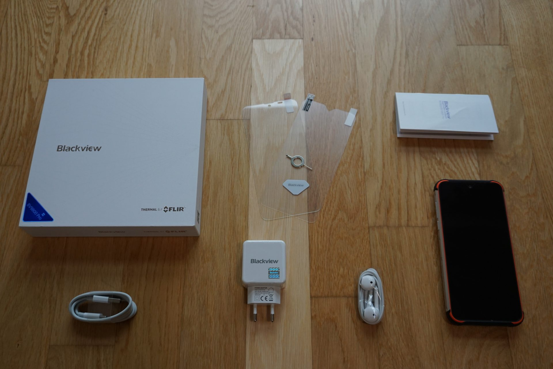 Blackview Bv9800 Pro: Il telefono con fotocamera termica FLIR 1