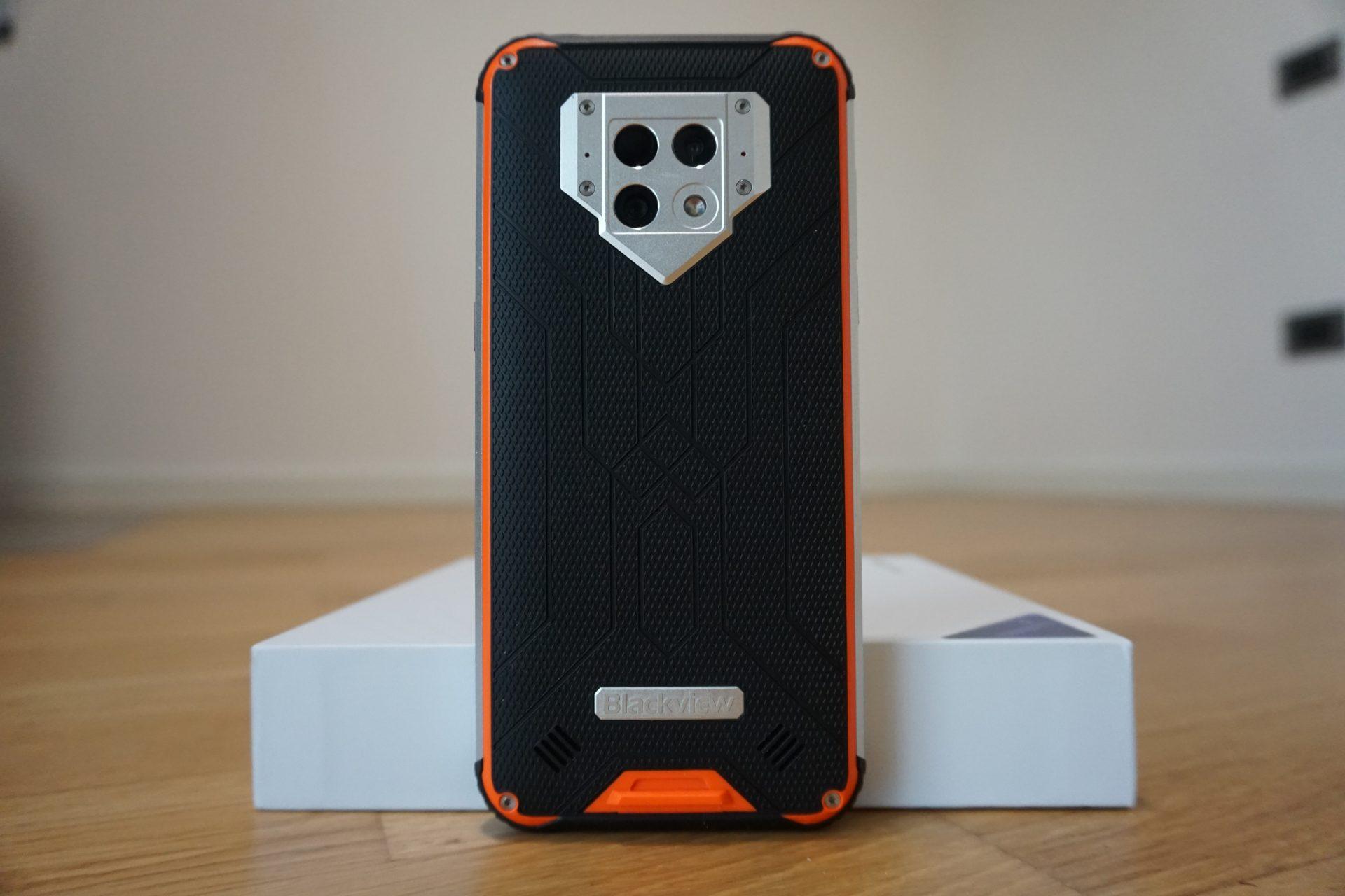 Blackview Bv9800 Pro: Il telefono con fotocamera termica FLIR 5