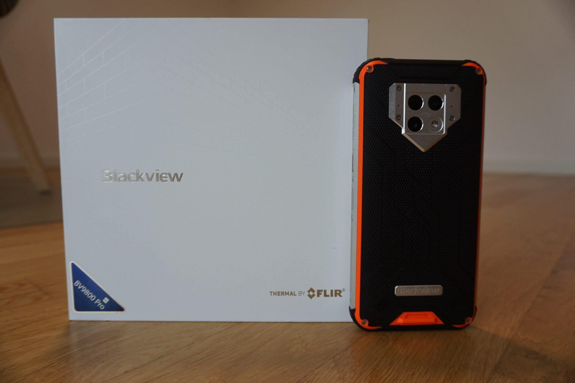 Blackview Bv9800 Pro: Il telefono con fotocamera termica FLIR 11