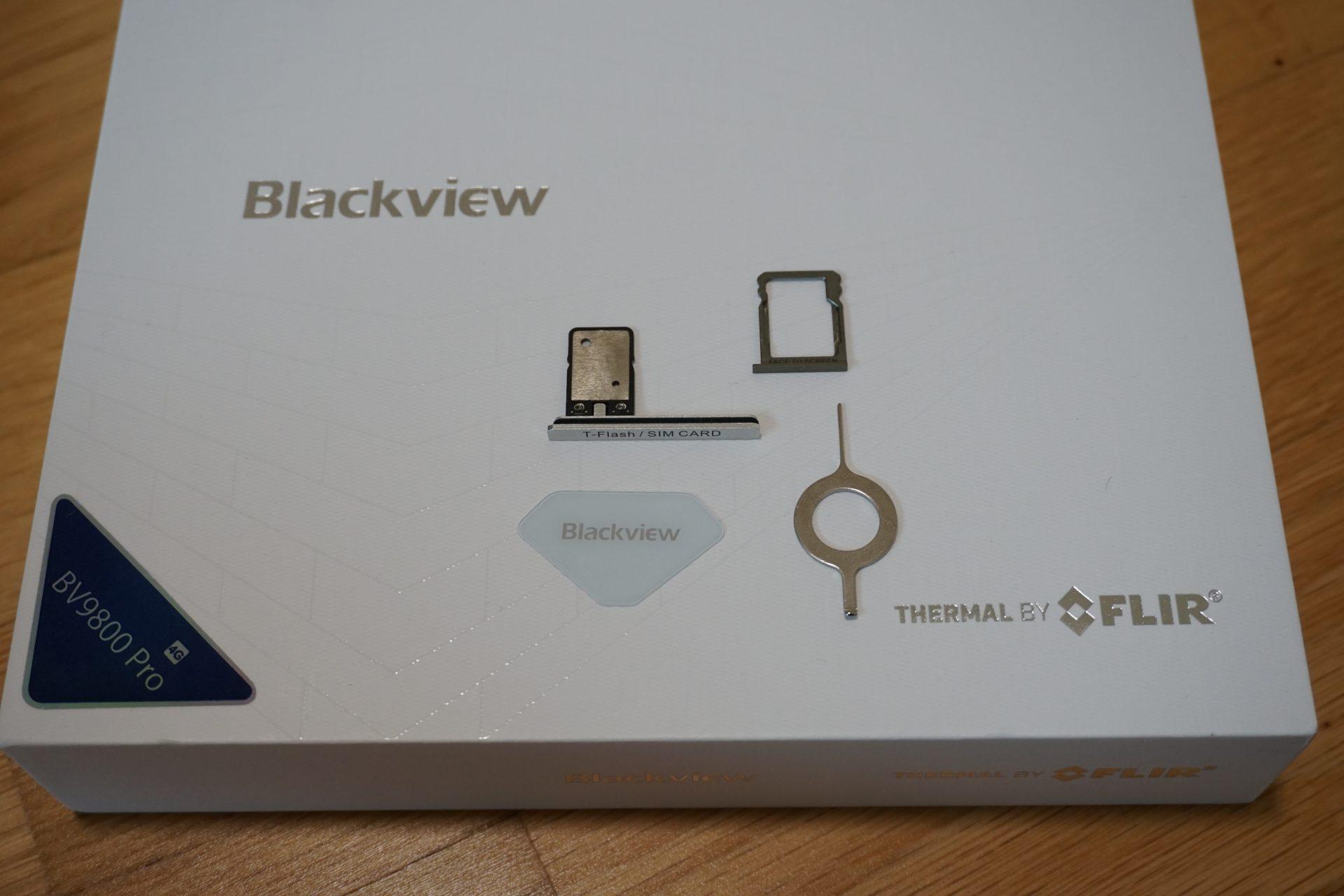 Blackview Bv9800 Pro: Il telefono con fotocamera termica FLIR 14