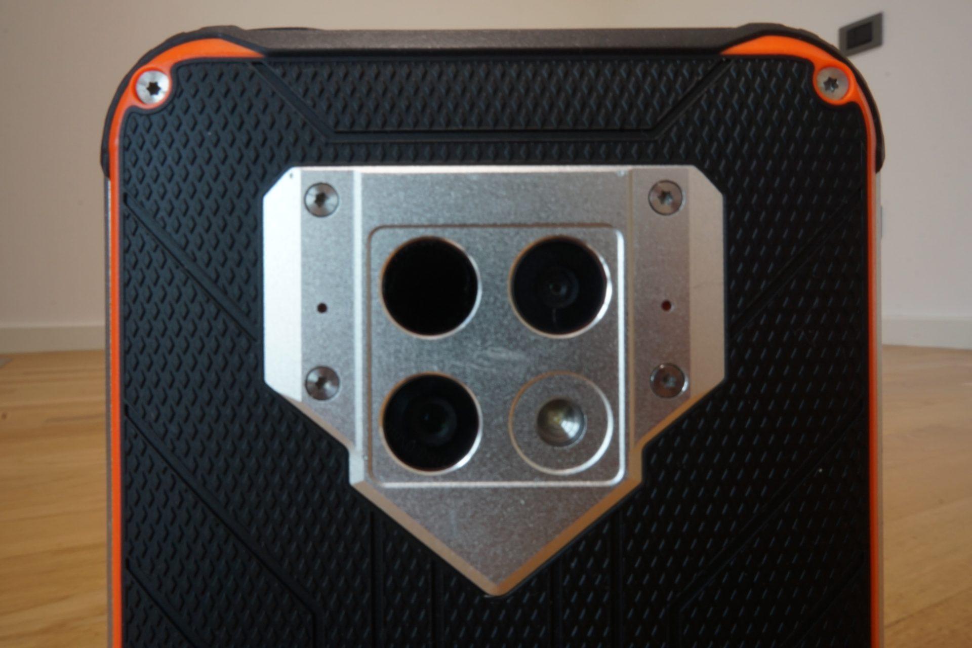 Blackview Bv9800 Pro: Il telefono con fotocamera termica FLIR 15