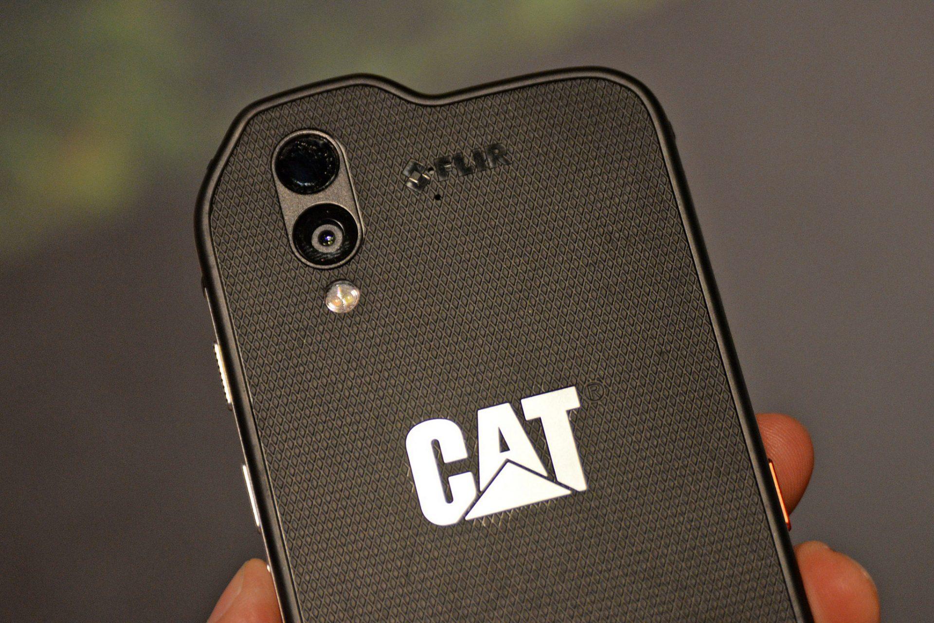 Cat S61 7