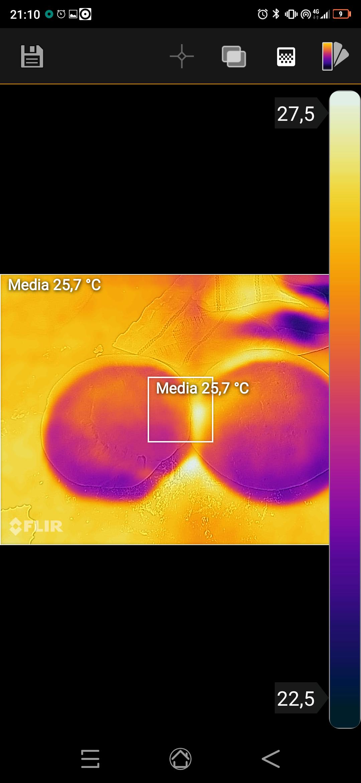 Blackview Bv9800 Pro: Il telefono con fotocamera termica FLIR 67