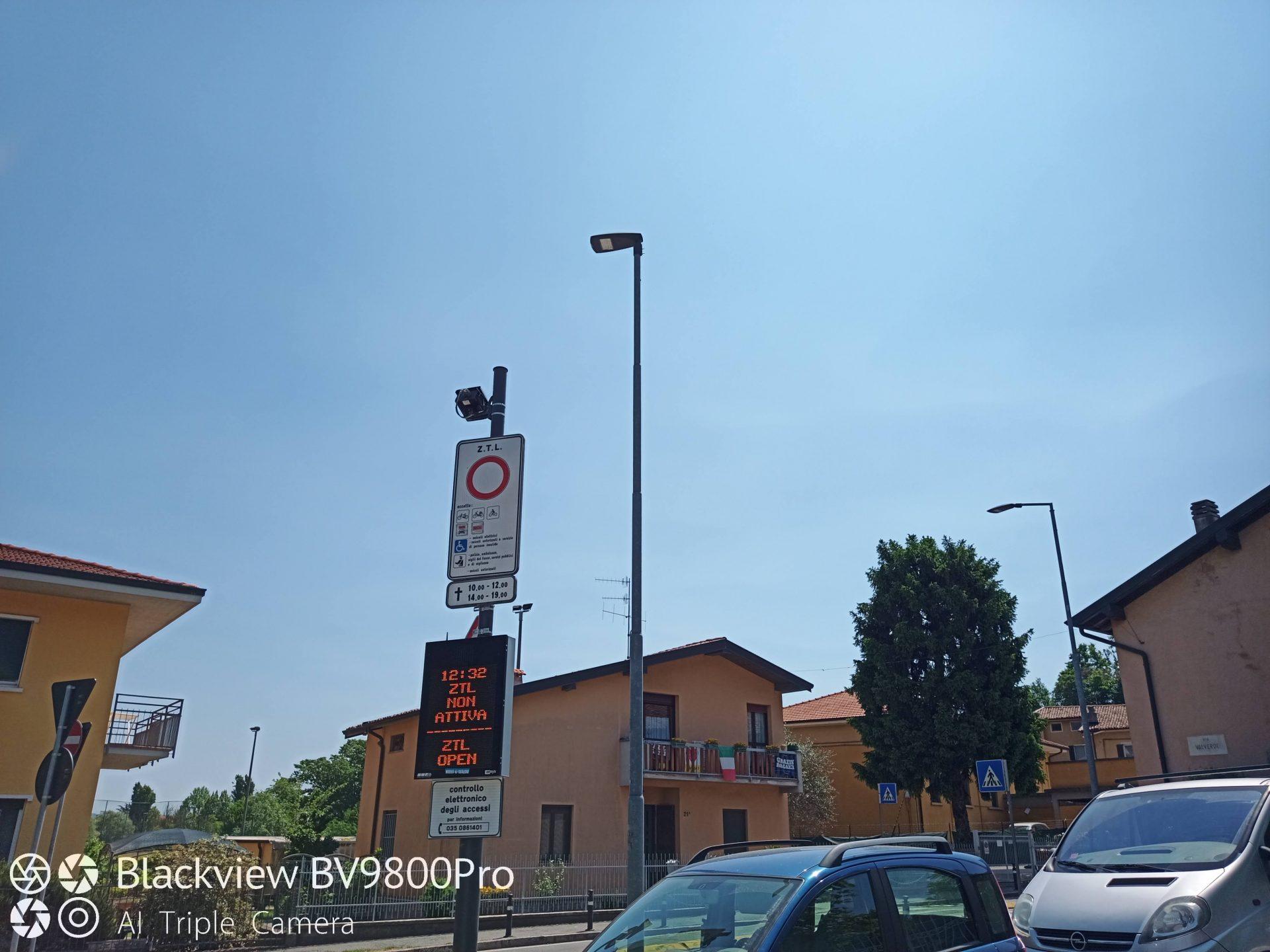 Blackview Bv9800 Pro: Il telefono con fotocamera termica FLIR 32