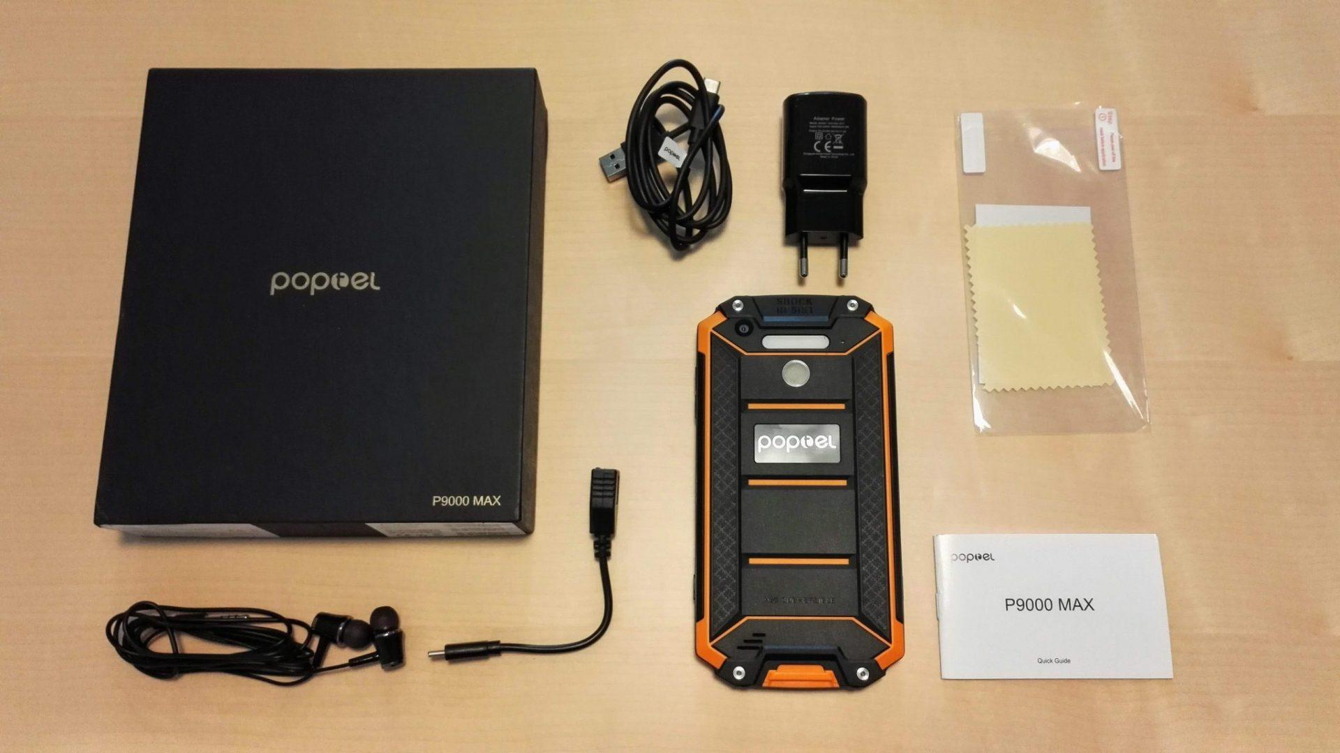 Poptel P9000 Max 3