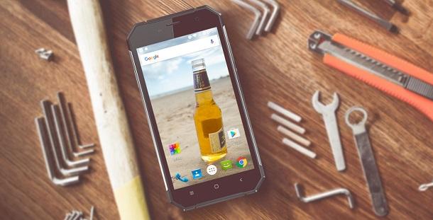 smartphone lavoro nomu s301